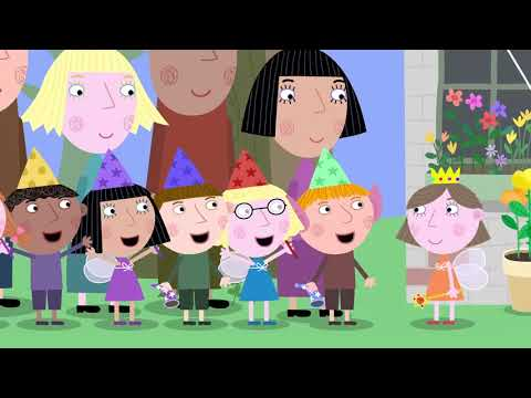 Ben and Holly's Little Kingdom - Under The Sea With Ben and Holly | 1Hour