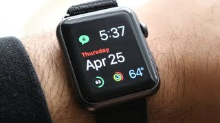 First Apple Watch In 2019! (4 Years Later!) (Review)