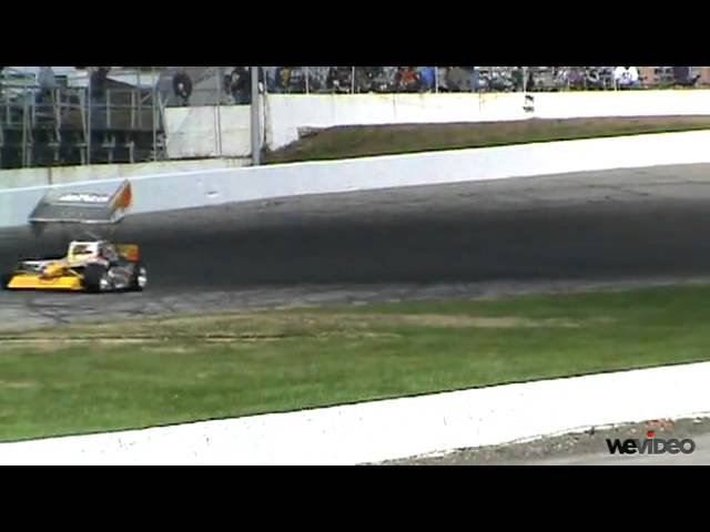 ISMA Supermodifieds Thompson International Speedway