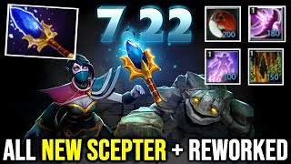 All NEW Aghanim's Scepter + Reworked Dota 2 7.22