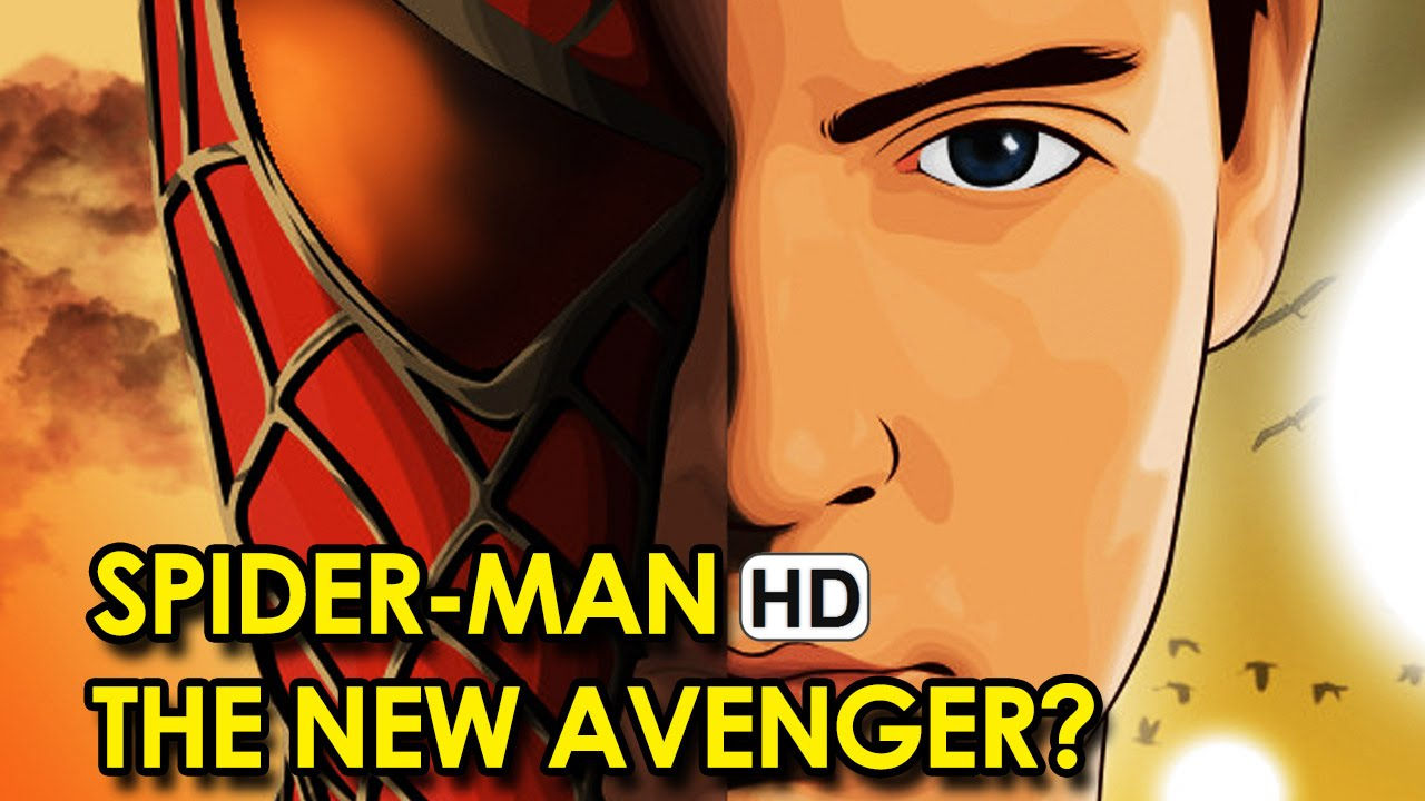 Spider-Man: The New Avenger - Who will be the new Peter Parker? (2017) HD