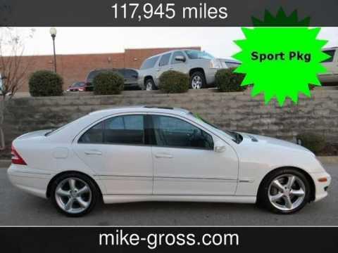 2006 Mercedes-Benz C230 Sport Used Cars - Olive Branch,Mississippi - 2014-02-27