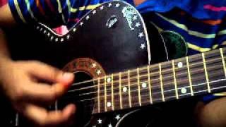 Har karam apna karenge Guitar cover.AVI