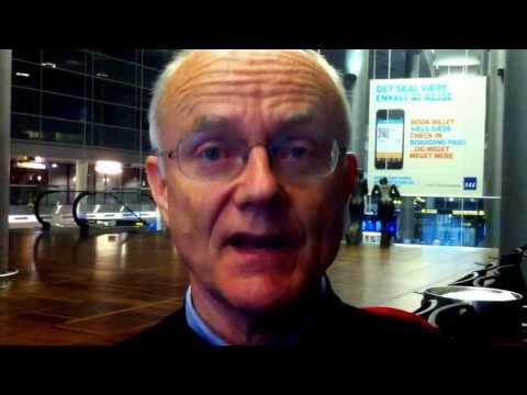 Lars Kolind on Chinese XiaoMi Go Global