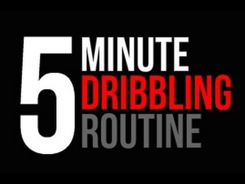 How To: Improve Your Ball Handling - Daily 5 Minute Dribbling Routine - Pro Training