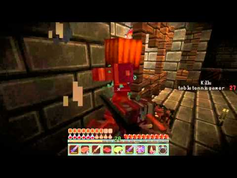 Minecraft Adventuremap - Die Alien Invasion 1 Der Turm - Part 2