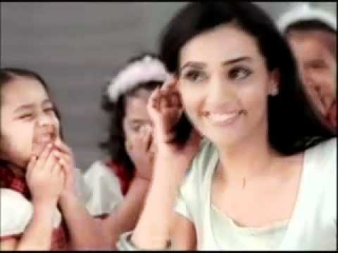 Godrej No 1 Strawberry soap AD featuring Diya...