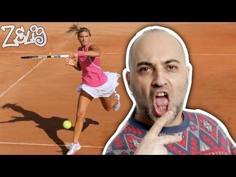 Kalabrugovic – Pino dei Palazzi e la partita di tennis | Zelig