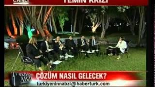 Süheyl Batum,Lale Kemal,Canli yayinda Kavga,Hakaret,yemin krizi