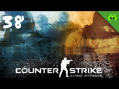 COUNTERSTRIKE # 38 - Mirage fürn Arsch «»  Let's Play Counterstrike GO | HD