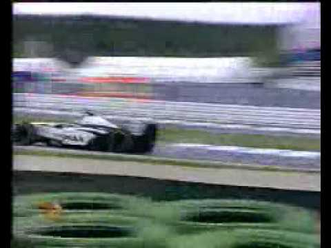 Formula 1 - 1998 - Germany - Qualification - Toranosuke Takagi.