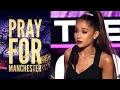 Ariana Grande sotto shock dopo l'attentato a Manchester: polemiche contro la cantante per quel pos