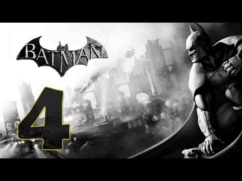 Batman Arkham City: Modo Historia Gameplay - Parte 4 [HD] (X360/PS3/PC)