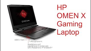 OMEN X by HP 17-inch Gaming Laptop - Amazon