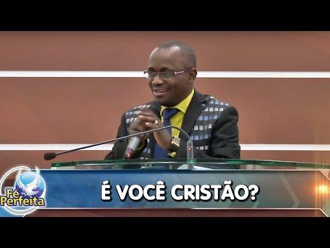 É você Cristão - Pr. José -  Angola -  11/09/2014