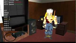 Como descargar e instalar skins de dragon ball z para gta san andreas