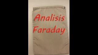 Analisis Jaula Faraday