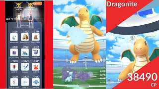 Here comes Glaceon! 12 unique ice pokemon Dragonite duo