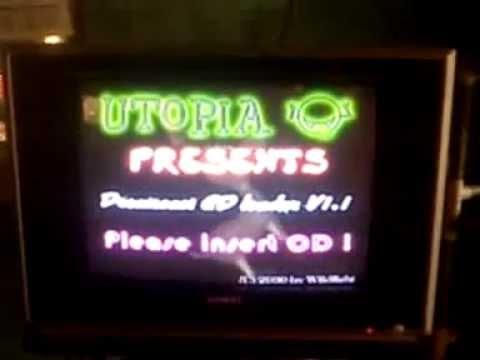 UTOPIA para Dreamcast