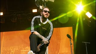 Download Lagu Better Now - Post Malone (LIVE at Governer's Ball 2018) Gratis STAFABAND