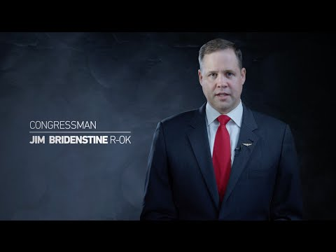 Congressman Jim Bridenstine: Ted Cruz is ready to be our Commander in Chief