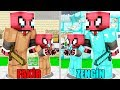 ZENGİN BEBEK VS FAKİR BEBEK! 😱 - Minecraft
