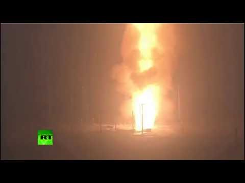 Missile launch video: US test-fires Minuteman 3 ICBM