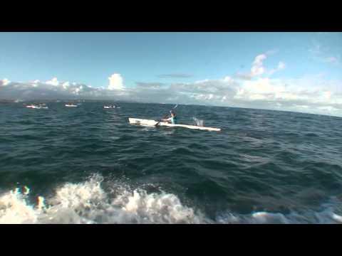 Varsity College Marine Surfski Series 2013 - Race 4 - Thule Surfski Challenge