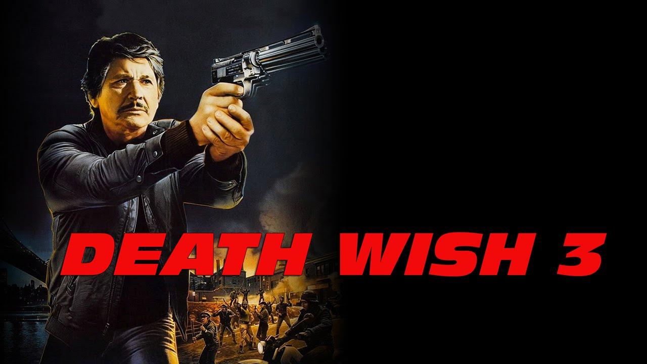 Bronson Death Death Wish 3 Charles Bronson