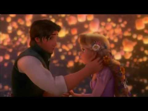 I See The Light - Tangled Soundtrack (lyrics on screen)
