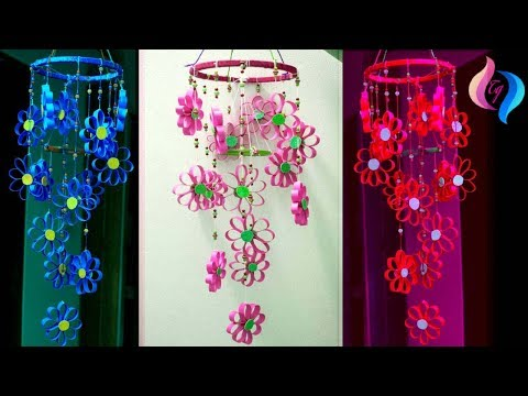Paper Wind Chimes Craft How To Make Wind Chimes Out Of Paper