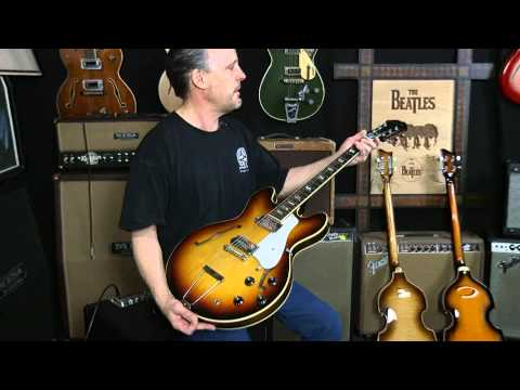 Epiphone Casino.wmv