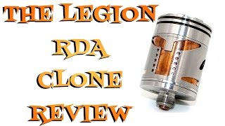 Legion RDA Clone By Cloudcig Review