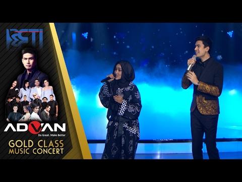 "Christian Bautista feat. Fatin Shidqia ""Hands to Heaven"" | Advan Gold Class Music Concert"
