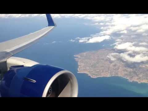 Delta Boeing 767-300ER (Winglets) Take Off from Los Angeles International Airport