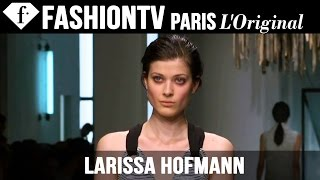 Model Larissa Hofmann | Beauty Trends for Spring/Summer 2015 | FashionTV