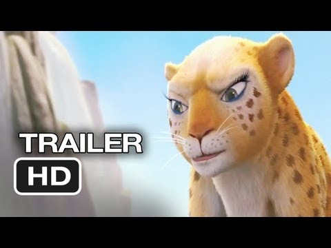 Delhi Safari Official Trailer #1 (2012) - Jane Lynch, Cary Elwes Movie HD
