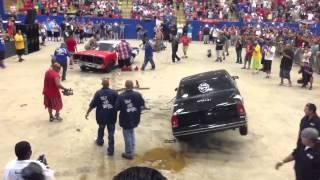 Texas Heat Wave 2013 (Hydraulic vs Air Bags)