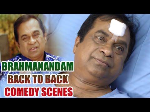 Brahmanandam Back To Back Comedy Scenes || Vol 7 video