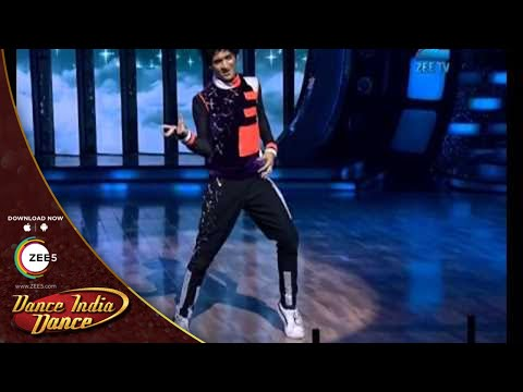 Dance India Dance Season 4  February 08 2014 - Sumedhs Performance...