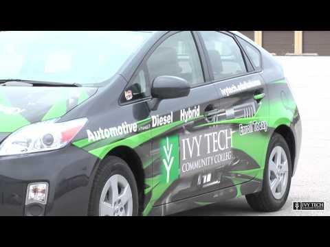 Auto Repair Kokomo on Ivy Tech Kokomo Adds Hybrid Technology To Automotive Program