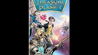 Opening To Treasure Planet 2003 VHS (Canadian Copy)