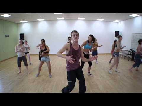 Latin Dance Aerobic Workout - Hull College video