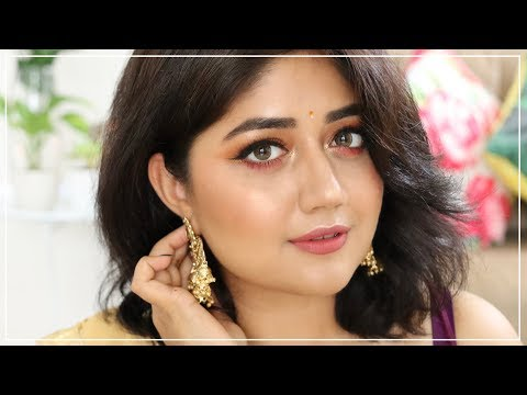 Rakhi 2018 ✨ Indian Makeup Tutorial | corallista