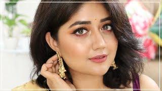 Rakhi 2018 ✨ Indian Makeup Tutorial | corallista