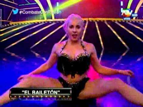 COMBATE: Yamila Piñero Y Stephanie Valenzuela Se Enfrentan En Sensual Baile