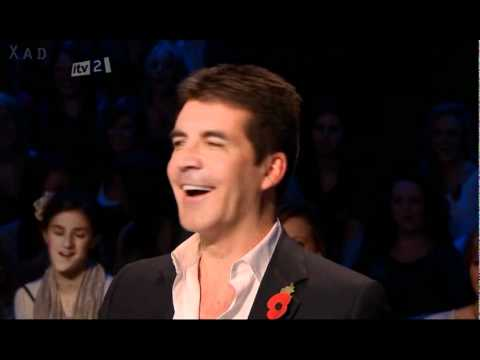 Simon Cowell gets OWNED!