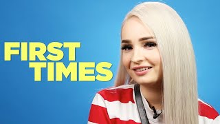 Kim Petras Tells Us About Her First Times