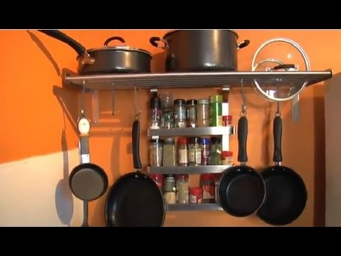 Home Organizing Tips How To Organize Your Kitchen Youtube