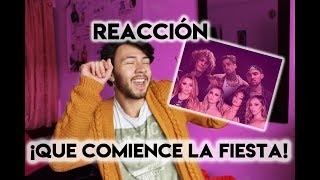 REACCIÓN A 'ONLY YOU' - CHEAT CODES, LITTLE MIX | Niculos M